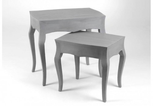 Set De 2 Tables Gigognes Marcus Amadeus