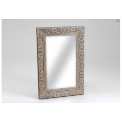 Miroir Rectangle. Moulure Anna