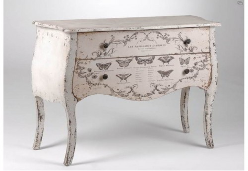 Commode Papillons Amadeus