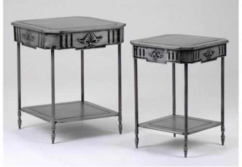 Set de 2 Tables Marjolaine AMADEUS