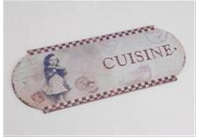 Plaque De Porte Cuisine AMADEUS Amadeus - Plaque de porte