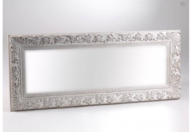 Miroir long arabesques amadeus amadeus 7888 for Miroir long bois