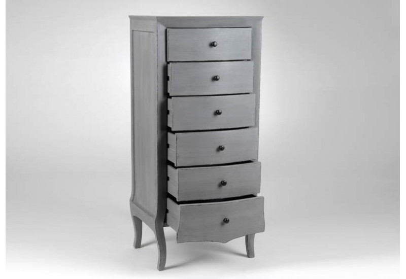 chiffonnier 6 tiroirs marcus amadeus amadeus 6841. Black Bedroom Furniture Sets. Home Design Ideas
