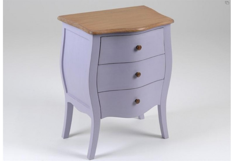 Mini Commode Parme Crocus