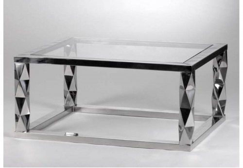 Table basse metal Amadeus