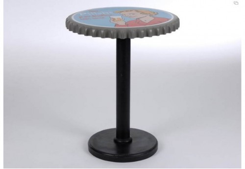 Table bistrot capsule Amadeus