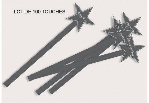 Lot De 100 Touches Senteur  AMADEUS