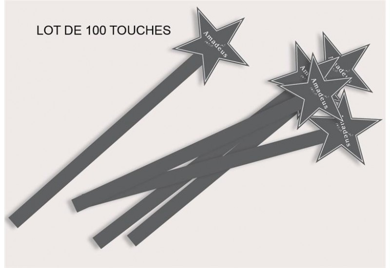 Lot De 100 Touches Senteur