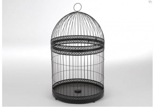 Lot 2 Cages Horloge Amadeus