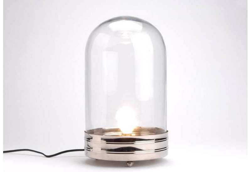 lampe cloche en verre e14 amadeus 5 Nouveau Lampe Verre Iqt4