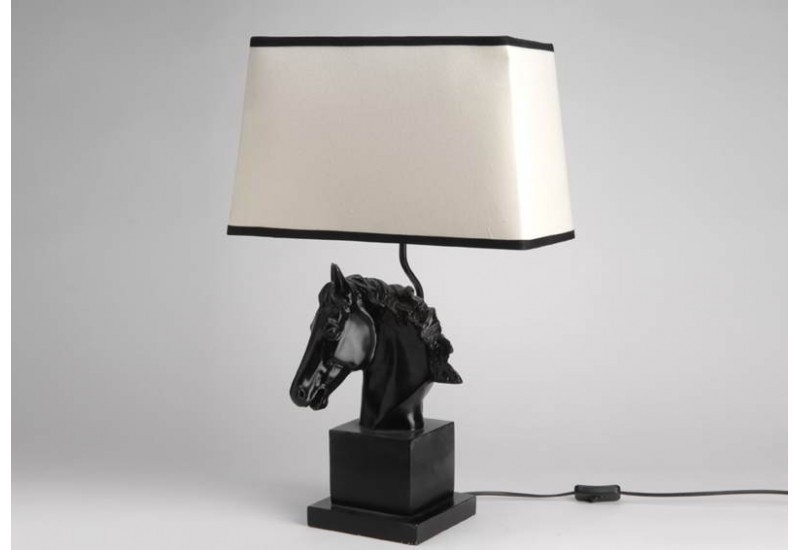 lampe cheval e27 amadeus amadeus 9197. Black Bedroom Furniture Sets. Home Design Ideas