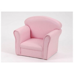 Fauteuil Club Rose Layette Amadeus