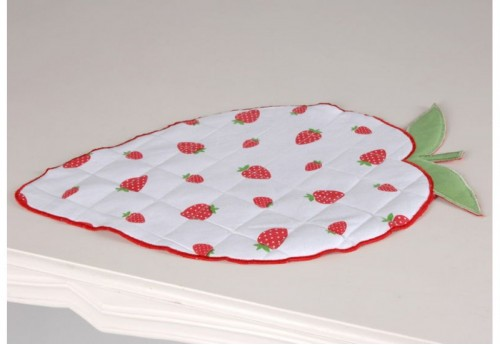 Set De Table Tarte Fraises  AMADEUS