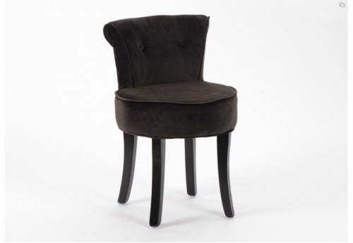 Fauteuil claire anthracite Amadeus