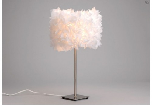 Lampe Table Abat jour E14 AMADEUS