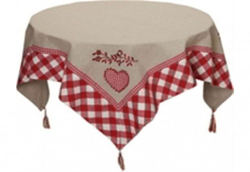 Carre antitaches 100x100 picnic