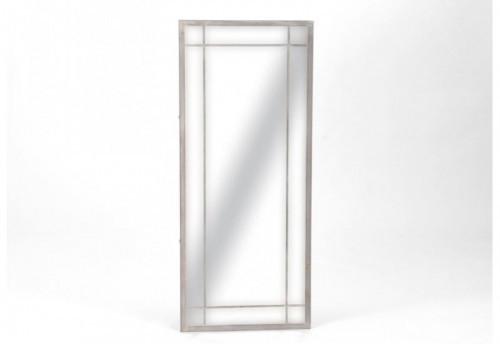 Miroir Rectangle Pt Blanc  AMADEUS