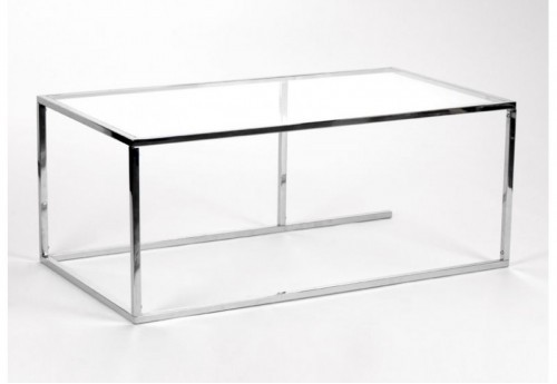 Table basse chromeo Amadeus