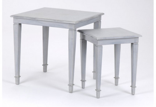 Set de 2 Tables Gigognes Charles AMADEUS