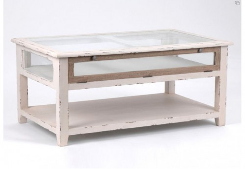 Table basse givre Amadeus