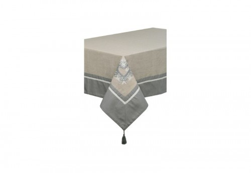 Nappe Rectangulaire 150X250 Brodee Butterfly