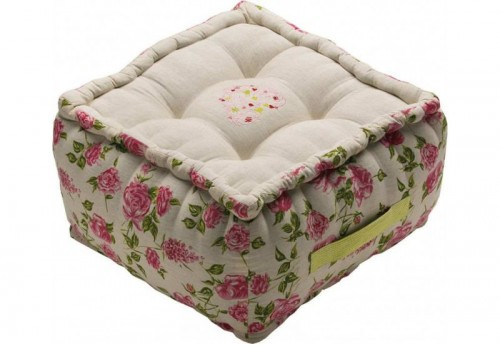 Pouf 40X40X30 Ashley