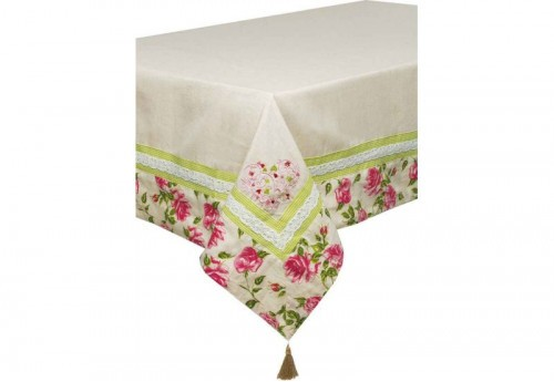 Nappe Rectangulaire 150X250 Brodee Ashley