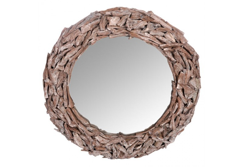 miroir rond bois flotte verre naturel 92x2x92cm Résultat Supérieur 16 Meilleur De Miroir Rond Bois Photos 2017 Uqw1