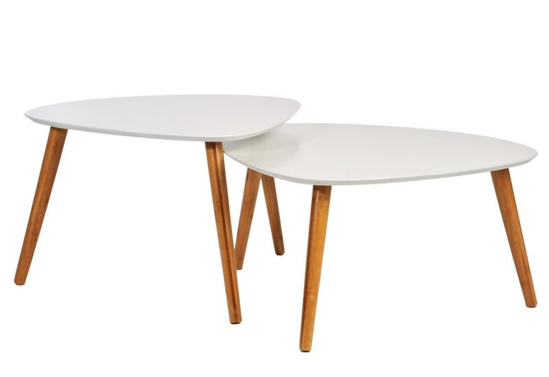 Table gigogne bois for Table gigogne bois