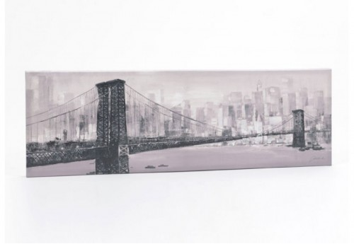Toile Urban City 120X40 AMADEUS