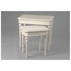 Set De 2 Tables Gigognes Leonie AMADEUS