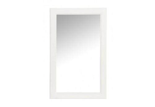 Miroir Rectangle Blanc 80X3X50Cm Jolipa