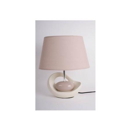 Lampe Sculpture Ronde Galet