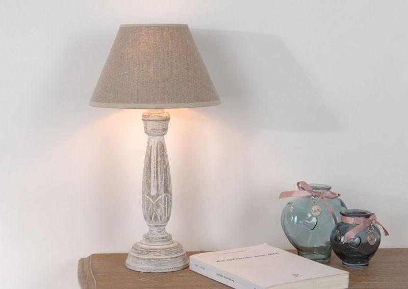 lampe de chevet zen gallery of lampe rotin trpied lampe. Black Bedroom Furniture Sets. Home Design Ideas