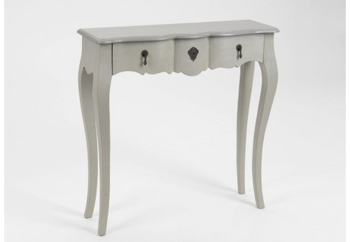 petite console bois c rus taupe gris grand si cle amadeus amadeus. Black Bedroom Furniture Sets. Home Design Ideas