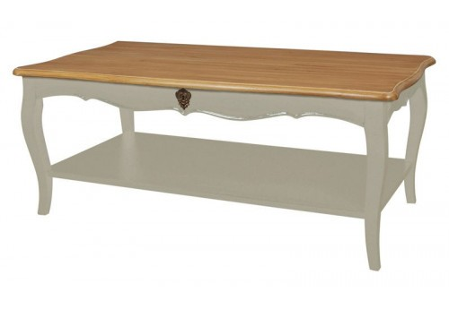 Table basse lin pauline Amadeus