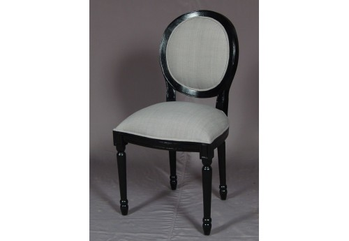 Chaise Pieds Noirs Amadeus