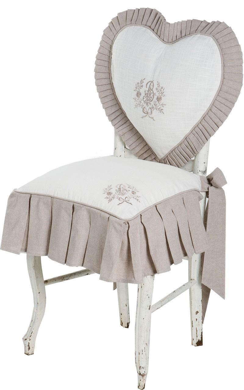galette de chaise provencale. Black Bedroom Furniture Sets. Home Design Ideas