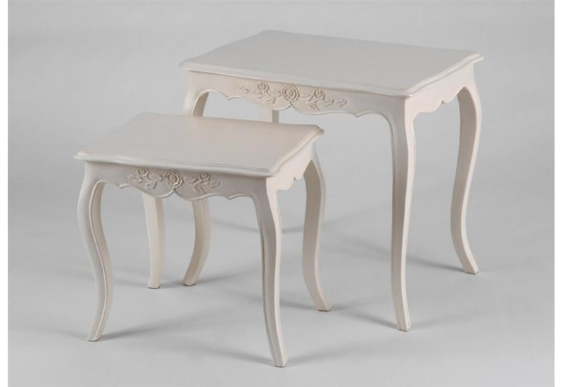 Set de 2 Tables Amandine