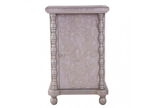 table de chevet orientale 1 porte  Vical Home