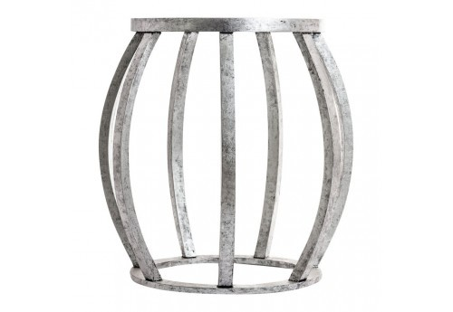 table d'appoint Sylver ronde Vical Home