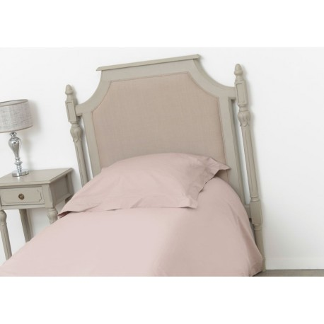 t te de lit 90 romantique aux pieds cannel s ypres amadeus amadeus. Black Bedroom Furniture Sets. Home Design Ideas