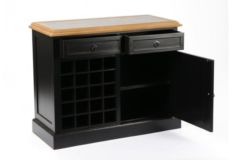 meubles bistrot meuble de salon contemporain. Black Bedroom Furniture Sets. Home Design Ideas