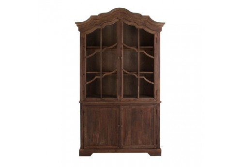 Vaisselier rustique en bois marron Vical Home