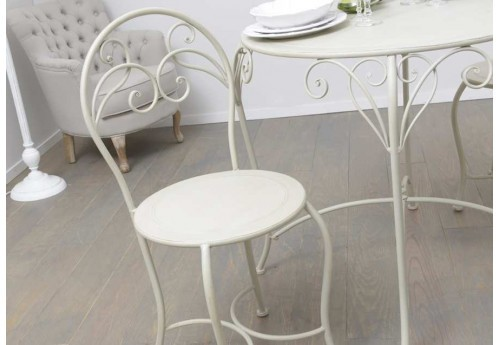 Chaise Frise Champagne
