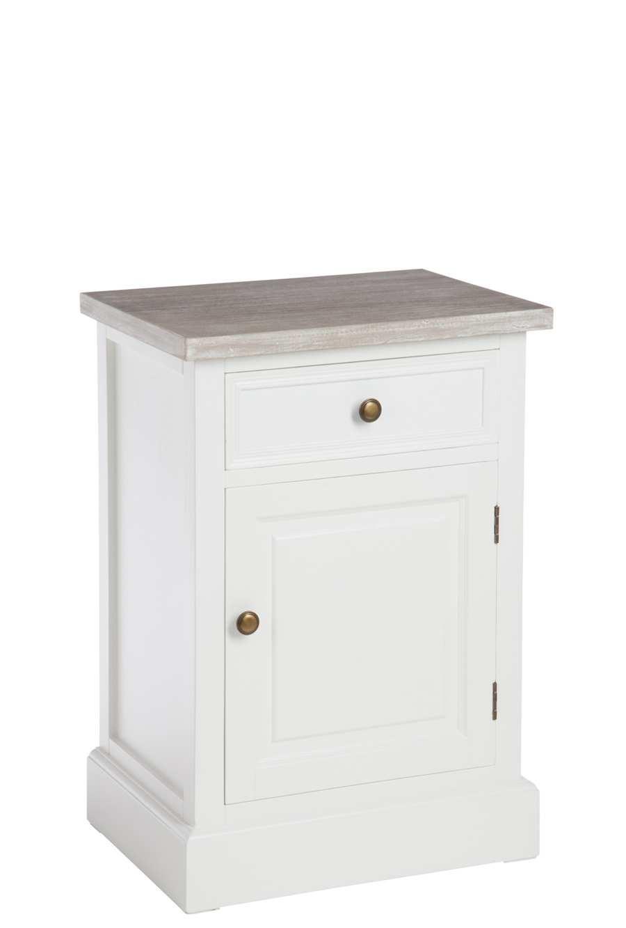 table de nuit bois blanc fashion designs. Black Bedroom Furniture Sets. Home Design Ideas