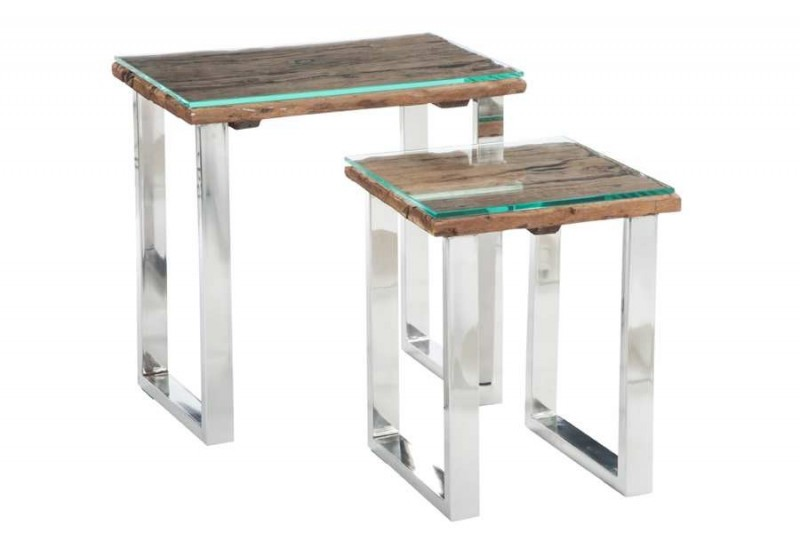 Table Gigogne Salon Trendy Monarch Nesting Table I With Table