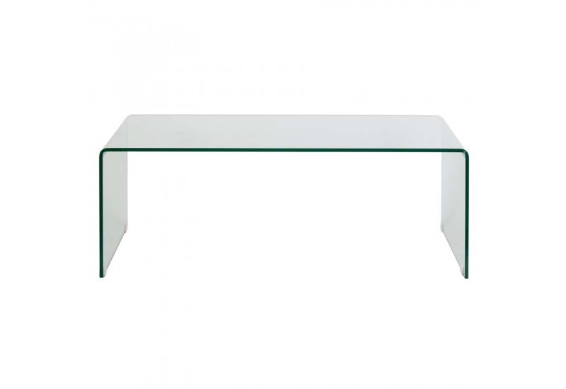 Table basse rectangulaire en verre vical home 22425 Table basse rectangulaire en verre