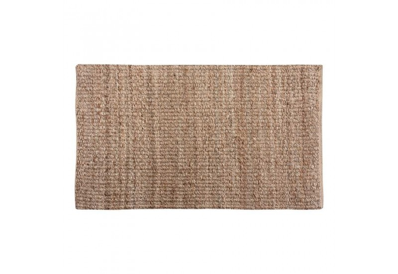 tapis en jute naturel 80x120cm vical home 22574. Black Bedroom Furniture Sets. Home Design Ideas