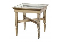 Meuble c t table auxportesdeladeco - Cote table meubles ...